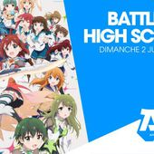 Battle Girl High School - Bande Annonce : Bande Annonce