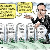 Garry Trudeau - Blaming the Charlie Hebdo Victims