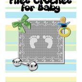 Filet Crochet For Baby