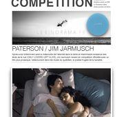 Cannes Journal de bord JOUR 8 / Paterson