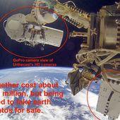 Les caméras ouvertes 24H/24 en direct au public de la Station Spatiale Internationale vont cessé de fonctionner officiellement en raison des coupes budgétaires