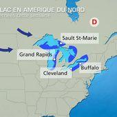 Actualité Météo : Chutes de neige historiques par «effet de lac» aux Etats-Unis - La Chaîne Météo