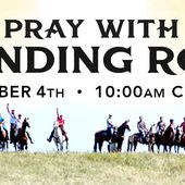 Pray with Standing Rock