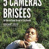 Bande-annonce VOST Cinq Caméras Brisées