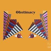 Obstinacy Text by Michael Bellon