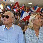 Marine et Jean-Marie Le Pen de nouveau en désaccord