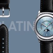 Smartwatch Samsung Gear S2 Classic - Or Rose
