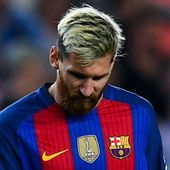 Lionel Messi out for three weeks with groin injury - Goal.com
