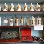 Bazas : le musée apothicairerie