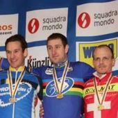 """Champion du monde des plus de 35 ans, le cycliste Mickaël Szkolnik a """"atteint tous mes objectifs """""""
