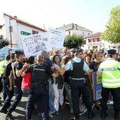 Saint-Palais (64) : 200 personnes perturbent l'inauguration de la Maison de l'agriculture