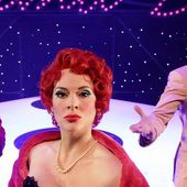 Chelsea Plumley and friends have lots of fun with Guys and Dolls