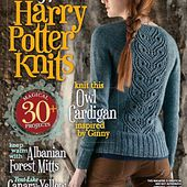 Ravelry: The Unofficial Harry Potter Knits, Special Issue 2013 - patterns