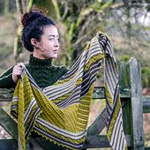 Tamdou pattern by Melanie Berg