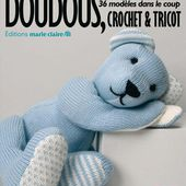 Ravelry: Phildar No. 804, Doudous crochet et tricot (Broché) - patterns