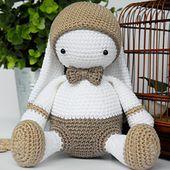Lulu Papillon pattern by Dam'M (Alexia Giraud)