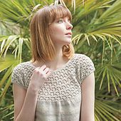Thrysos Yoked Blouse pattern by Teresa Gregorio