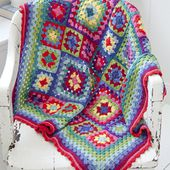 Blanket Statement pattern by Lucy O'Regan