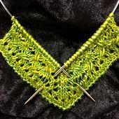 I love to Knit pattern by Flo Smith