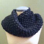 Slouchy Cowl pattern by nina: a well-knit shop