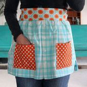 How to Make Aprons From Shirts | eHow