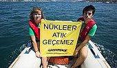 İstanbul Boğazı'nda Sirenli Eylem