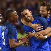 """Equipe de France: """"Dream Team"""" et """"Le Carré Magique"""", les livres qui vont inspirer les Bleus pour l'Euro"""