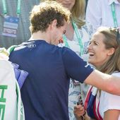 Tennis: Andy Murray papa d'une petite fille
