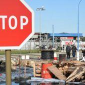 Ce vendredi : nouveau blocage du dépôt pétrolier de Fos sur mer - Front Syndical de Classe