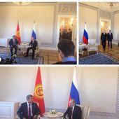 Vladimir Poutine réapparaît en public, après dix jours d'absence