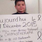 Canada: Nathan, 6 ans, gagne son combat contre la leucémie juste avant Noël
