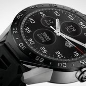 Tag Heuer dévoile une smartwatch Android à 1.500 dollars