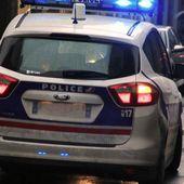 Rennes: Quatre policiers blessés dans un accident causé par leur passager