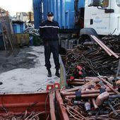 Mulhouse: Gros coup de filet contre un gang de voleurs de métaux