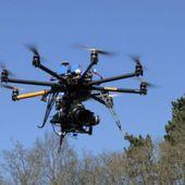 Des canons à eau bientôt expérimentés pour neutraliser les drones?