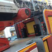 Nord: Un incendie ravage deux usines, 30 salariés au chômage technique