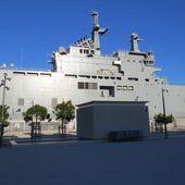 Marseille: Plongée au coeur d'un navire militaire