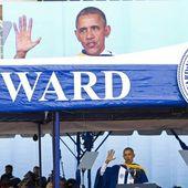 Barack Obama vante les avancées de la cause noire aux Etats-Unis