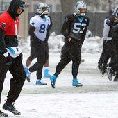 """""""Snowzilla"""" déferle sur la Côte Est? La NFL s'en fout et se prépare à jouer sous les flocons"""