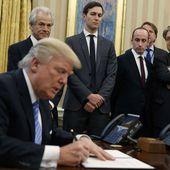 Décret anti-immigration de Trump: Des ratés d'amateur ou un chaos instrumentalisé par Steve Bannon?