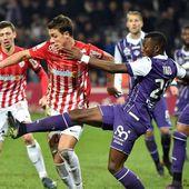 """Toulouse-Nancy: Pour Pascal Dupraz, le TFC a """"failli réaliser un hold-up"""""""