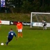 VIDEO. Aux Pays-Bas, il inscrit (presque) le plus beau coup-franc de l'histoire du foot