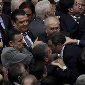 Turquie: Bagarre entre députés sur fond de débat autour du pouvoir présidentiel