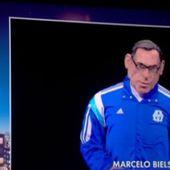 VIDEO. OM: Marcelo Bielsa a sa marionnette aux Guignols de l'Info