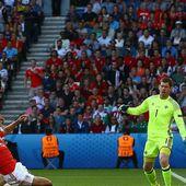 Euro 2016: Beaucoup d'ennui, mais un petit but et le pays de Galles se retrouve en quarts de finale