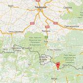 Pyrénées: Un séisme d'une magnitude de 3,2 ressenti à la frontière espagnole