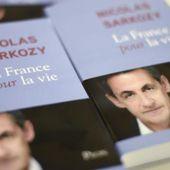 """Qui a dit: """"Je ne vais pas dire que le livre de Sarkozy est une bible, mais j'ai besoin de m'y référer""""?"""