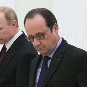"""Ukraine: """"C'est une des dernières chances"""" d'éviter la """"guerre"""", estime Hollande"""
