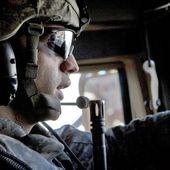 Des militaires américains aident les Kurdes à combattre Daesh