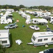 Rhône: Armé d'un fusil à pompe, il tire dans un camp de gens du voyage